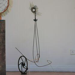 Portrait of a wheel, Barra