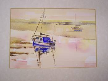 SOLD.The Norfolk coast.