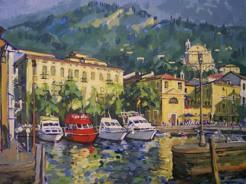 SOLD.Malcesine,Lake Garda Italy