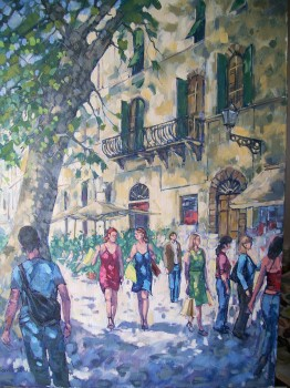 SOLD.Lucca Tuscany