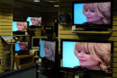 Recording video of Christine Talbot in Herbert Todd showroom, York