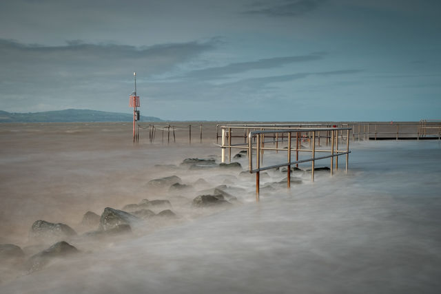 High TIde at West Kirby