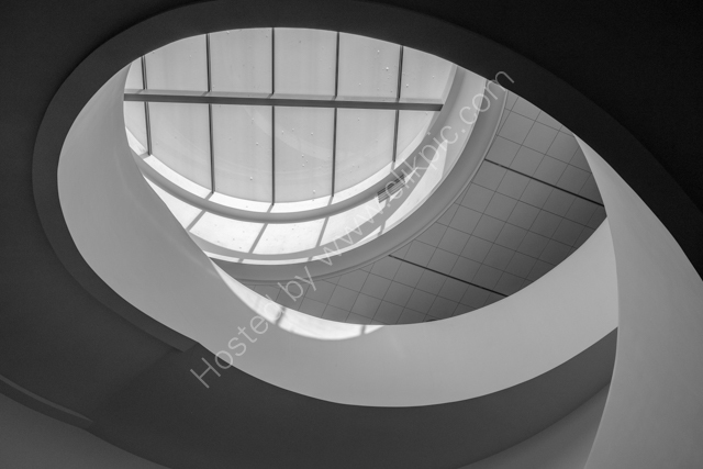 Staircase with Rooflight