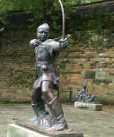 Robin Hood Statue, Nottingham