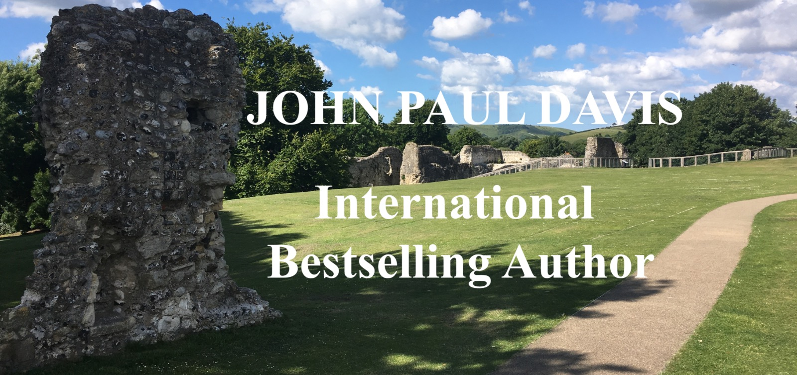 John Paul Davis - International Bestselling Author