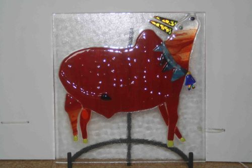 Indian Bull                                                                            SOLD