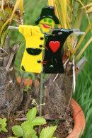 small scarecrow -heart