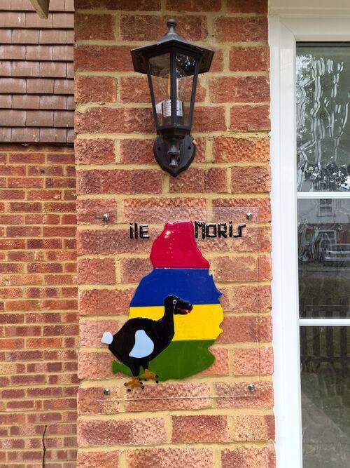 Mauritius representation on south london home