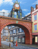 Chester Morning (for sale £200)