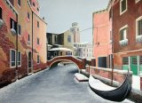 Icebound Venice (for sale £260 - with frame)