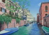 Summertime in Venice (for sale £460)