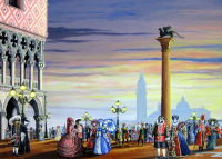 Venice Costume Drama (for sale £200)