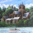Ellesmere Church and Mere (for sale £460)