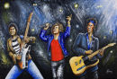 Ronnie, Mick & Keith (for sale £300)