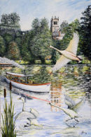Swan Lake (for sale £300)