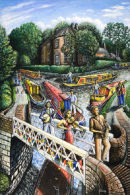 Towpath Troubadours (sold)