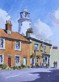 Sole Bay Inn, Southwold (SOLD)