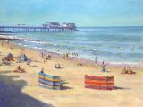 Cromer Beach, Norfolk (Oil)