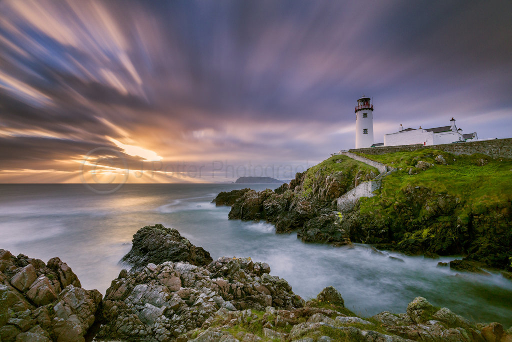 0352 Fanad Head Lighthouse Donegal Ireland