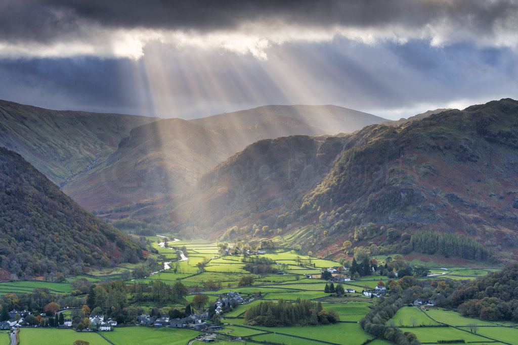 0934 - Transient Light over Borrowdale