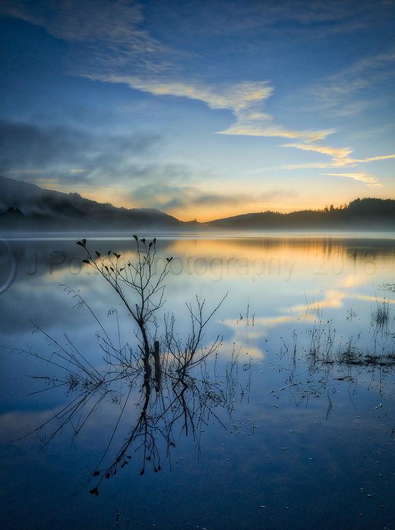 1081 Loch Achray Dawn