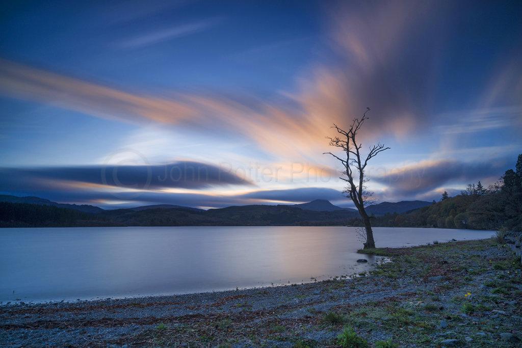 1156 - Ben Lomond and Loch Ard Twilight