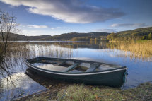1186 - Kinlochard Daybreak Loch Ard Aberfoyle