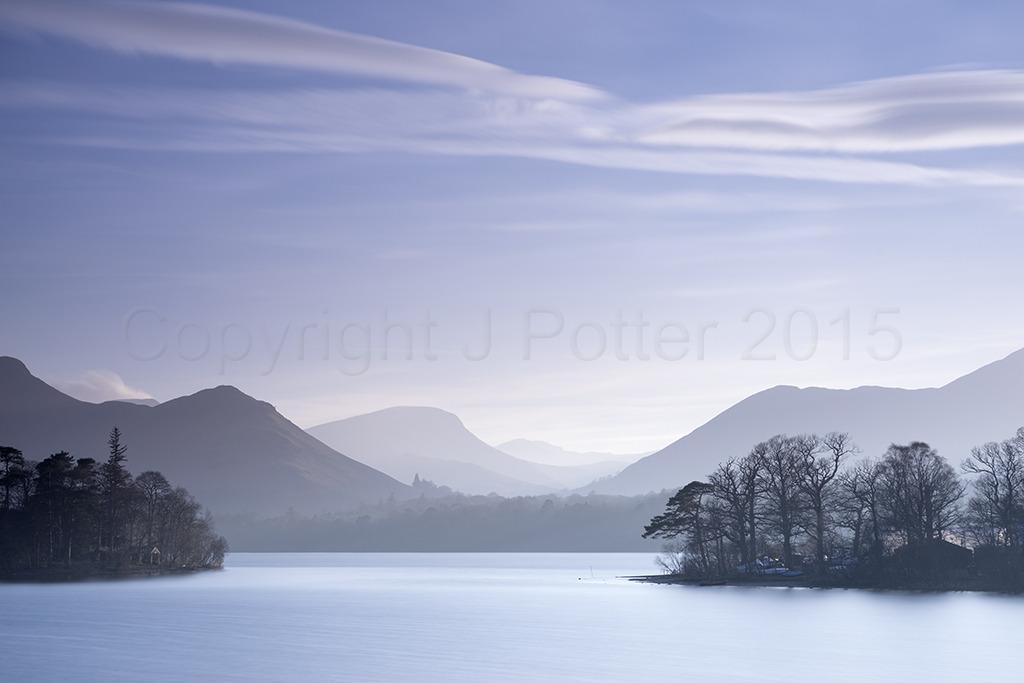 1200 Newlands Valley and Derwent Water