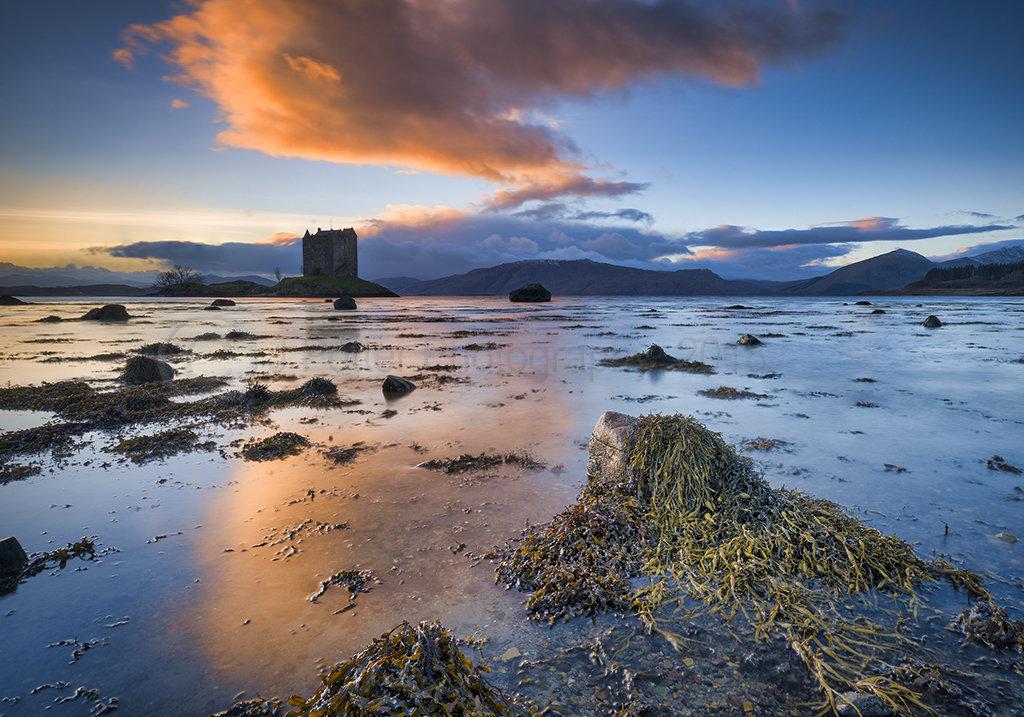 1398 Castle Stalker Scotland