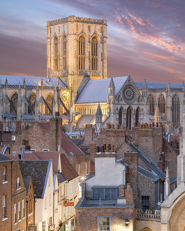3904 York Minster and Stonegate