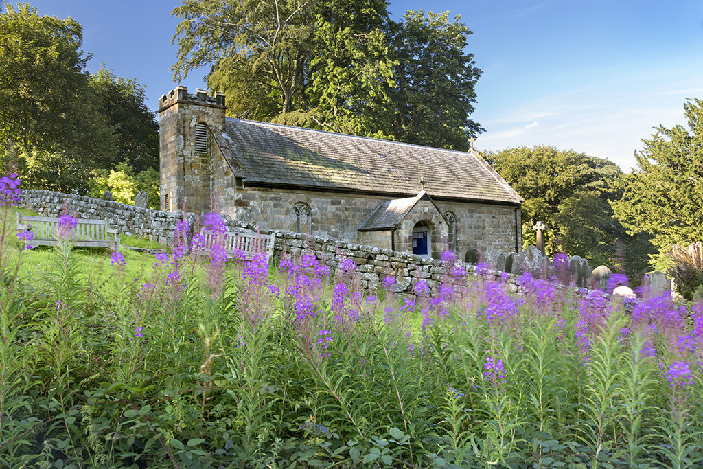 1709 St Nicholas Church Bransdale