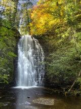 3727 Falling Foss Waterfall