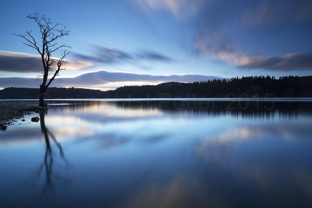 5553 Loch Ard Daybreak Aberfoyle The Trossachs