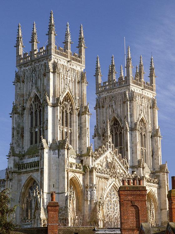 6695 York Minster Bell Towers