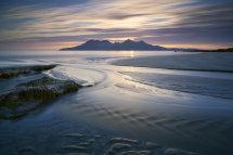 6889 Rum from Bay of Laig Isle of Eigg