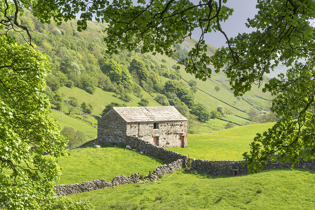 7632 Dales Barn at Keld