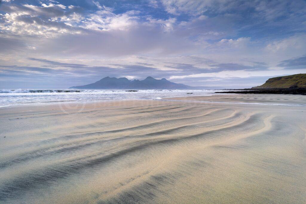 8443 Bay Of Laig Isle of Eigg