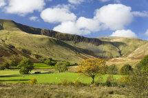 9370 Cautley Spout and Howgill Fells