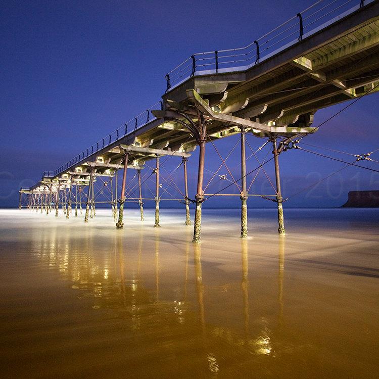 9377 Saltburn Pier