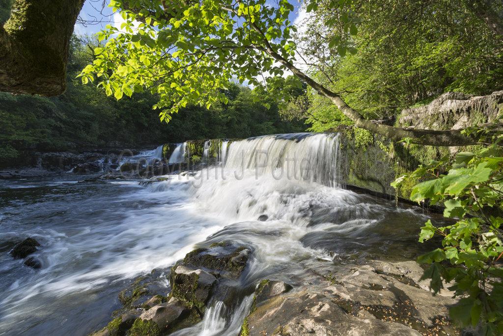 9553 Aysgarth Falls Wensleydale