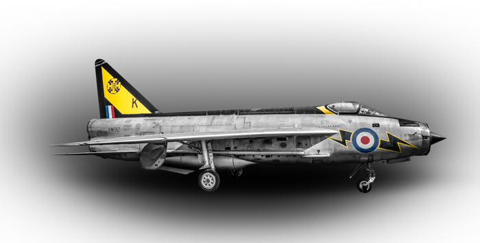English Electric Lightening
