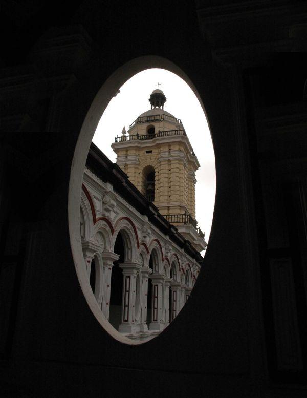 San Francisco, Monastery, Lima, Peru