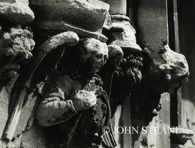 Church detail, Reading
