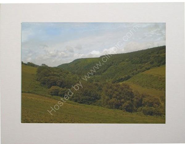Landscape North of Langdale End, Scarborough.