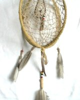 Unique 3D Dreamcatcher.