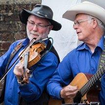 Fiddle & Guitar