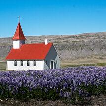 Breidavik Church