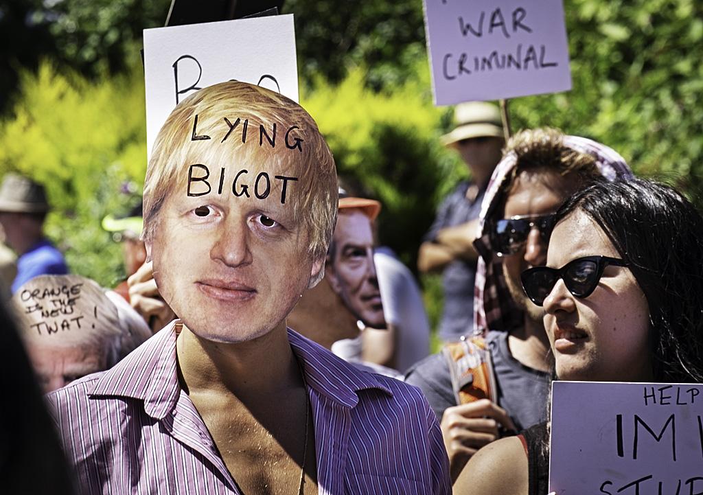 Lying Bigot