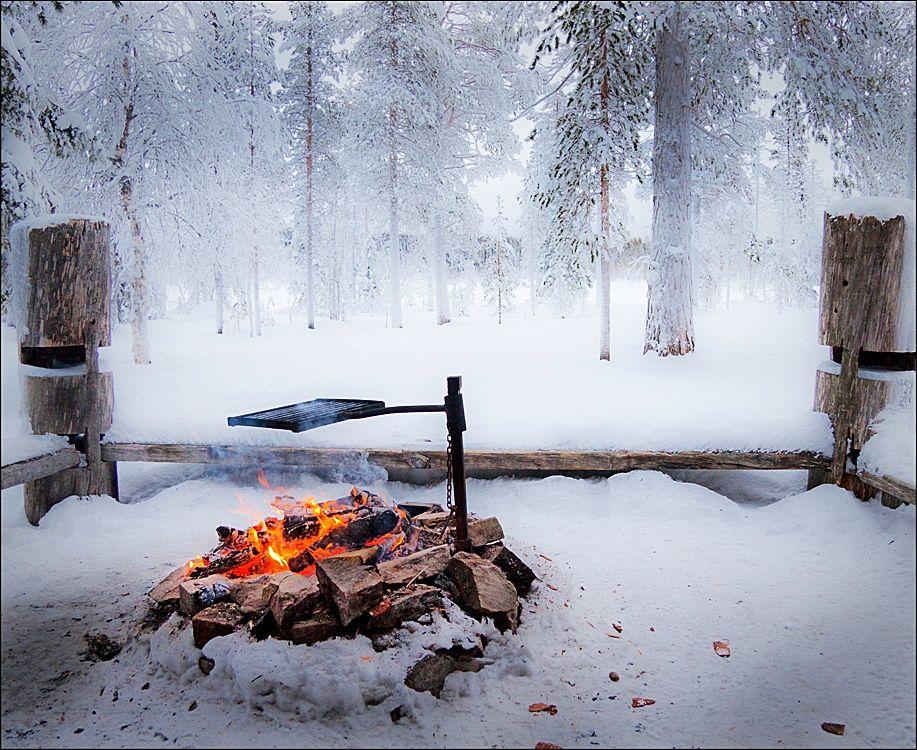 Shelter fire