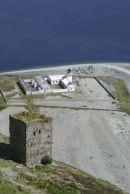 Lighthouse on Ailsa Craig